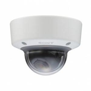 מצלמת אבטחה מיני כיפה SONY SNC-EM641