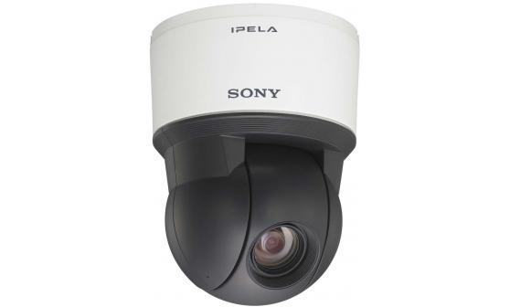מצלמת אבטחה PTZ מדגם SONY SNC-EP521