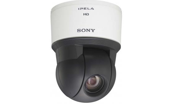מצלמת אבטחה PTZ מדגם SONY SNC-EP550