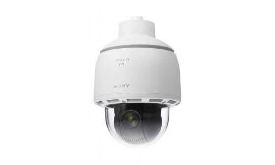 מצלמת אבטחה PTZ מדגם SONY SNC-ER585