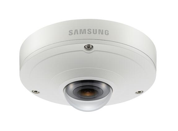 מצלמת אבטחה כיפה 360 מעלות SAMSUNG SNF-8010P