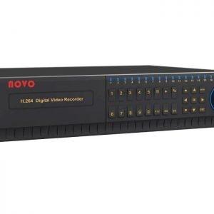 DVR מערכת הקלטה 32 מצלמות NOVO 32