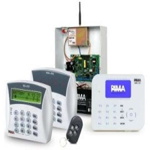 מערכת אזעקה HUNTER - PRO 8144